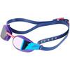 speedo Fastskin Elite Mirror Okulary pływackie fioletowy/niebieski